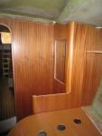 Garderob babord